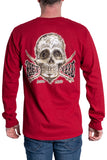 Fanta Skullery Long Sleeve T-shirt