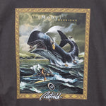 Moby sessions surf art t-shirt graphic from Rick Rietveld, Californian Surf artist.
