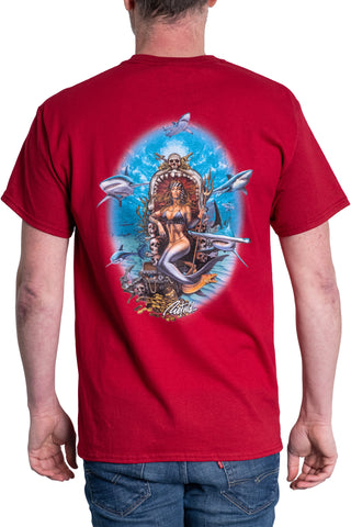 Shark Queen Classic T-shirt
