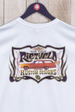 Slow Rider Short Sleeve Tee White