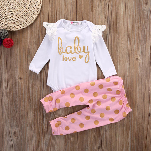 Girls Clothing Set