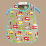 Cartoon Pattern Baby Bibs