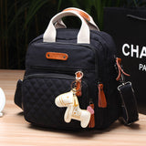 Multifunctional Fashion Diaper Backpack