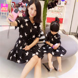 Mother Daughter Cute Dresses