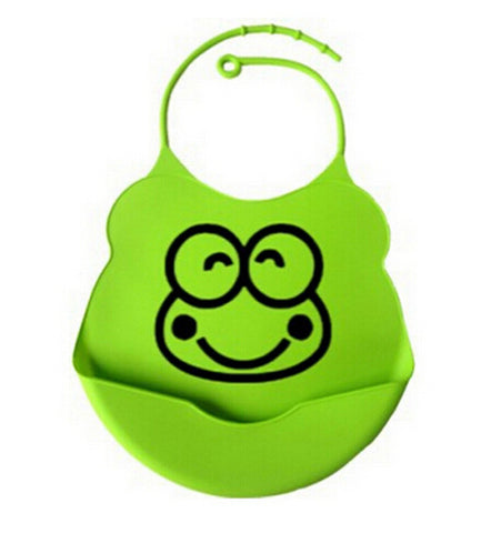 Cartoon Waterproof Baby Bibs