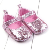 Toddler Girls Sequin Infant Shoes