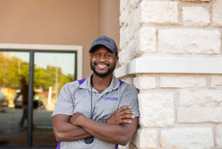 Shedrick Cole, Owner of Anytime Fitness Lancaster & Grand Prairie(950 S. Carrier Pkway)
