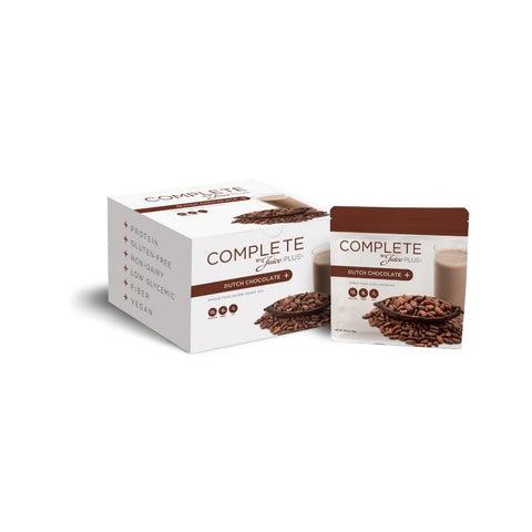 JUICE PLUS+® COMPLETE DUTCH CHOCOLATE (Single Serve )