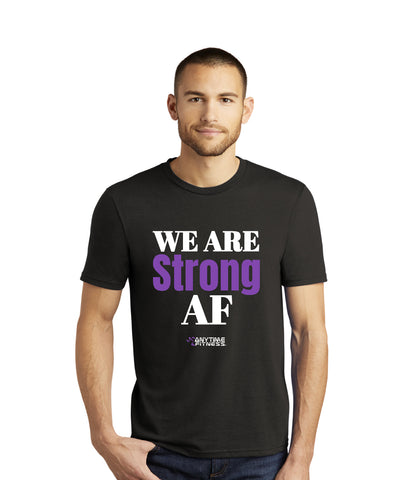 STRONG AF - District ® Perfect Tri ® Tee