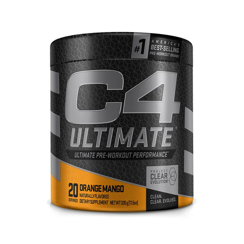 Cellucor C4 Ultimate, Orange Mango, 20 Servings