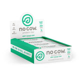 No Cow No Cow Bar, Mint Cacao Chip, 12 Bars