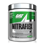 GAT Nitraflex, Green Apple, 30 Servings (300g)
