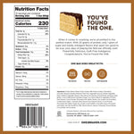 ISS Research One Bar, Peanut Butter Chocolate Cake, 12 - 2.12 OZ Bars