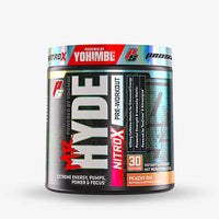 Pro Supps Mr. Hyde Nitro X, Peachy Oh!, 30 Servings