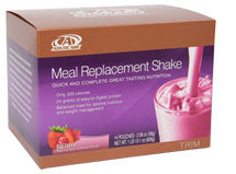 Strawberry Meal  Replacement