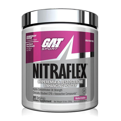 GAT Nitraflex, Watermelon, 30 Servings (300g)