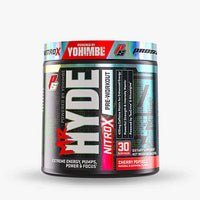 Pro Supps Mr. Hyde Nitro X, Cherry Popsicle, 30 Servings