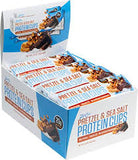 Zenevo Protein Cups, Pretzel and Sea Salt, 12 (3 cup) Pack