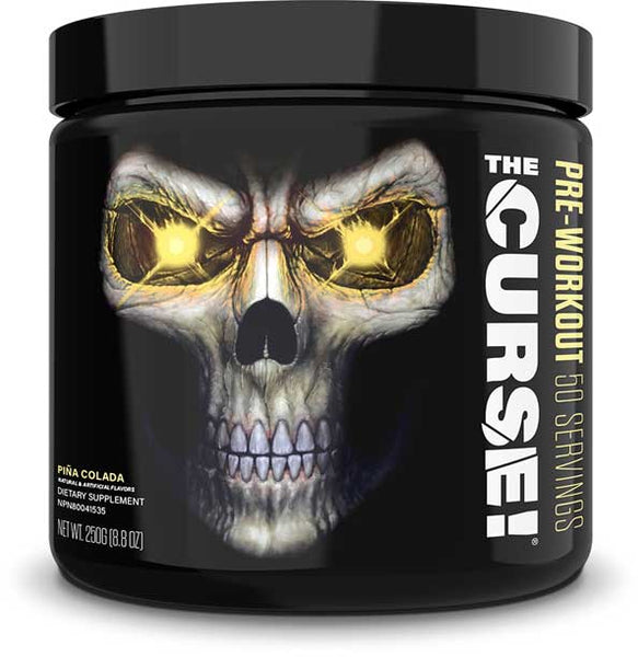 JNX Sports The Curse!, Pina Colada, 50 Servings (250g)