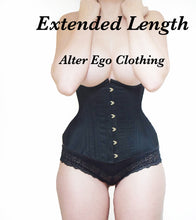 "Load image into Gallery viewer, ""The Waist Trainer EXTENDED LENGTH"" Corset"