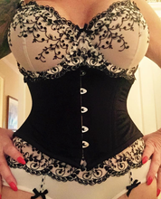 "Load image into Gallery viewer, ""The Waspie"" Corset"