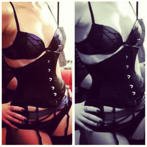 """The Waspie"" Corset"