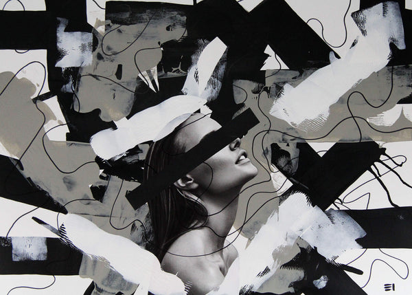 Contemporary art by New York City based artist Eva Leos