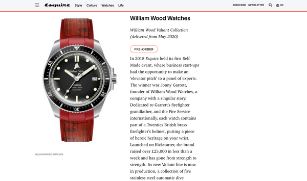 Esquire Best Watches A Man Can Buy 2020