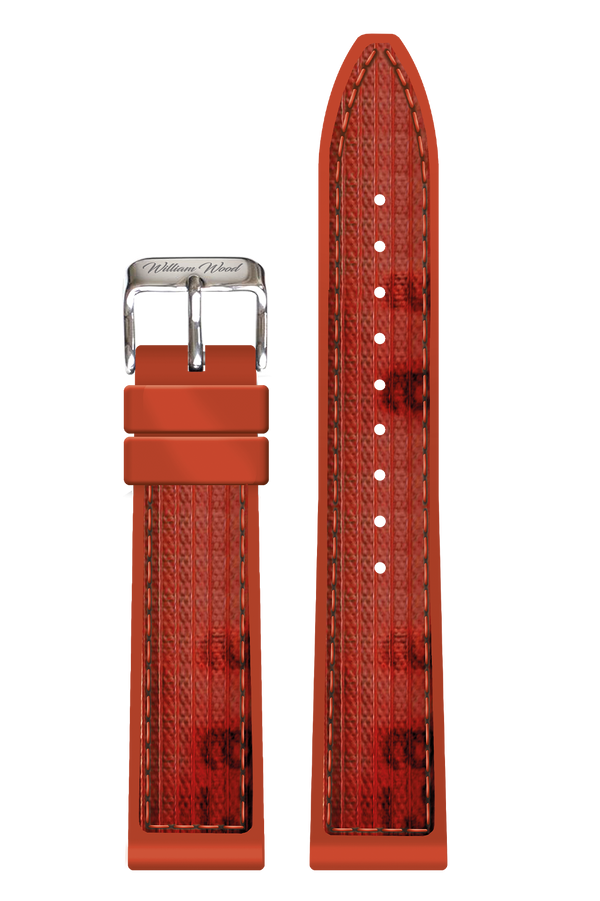 Red Fire Hose Strap