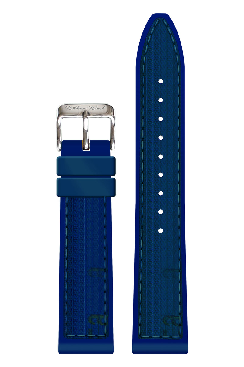 Blue Fire Hose Strap