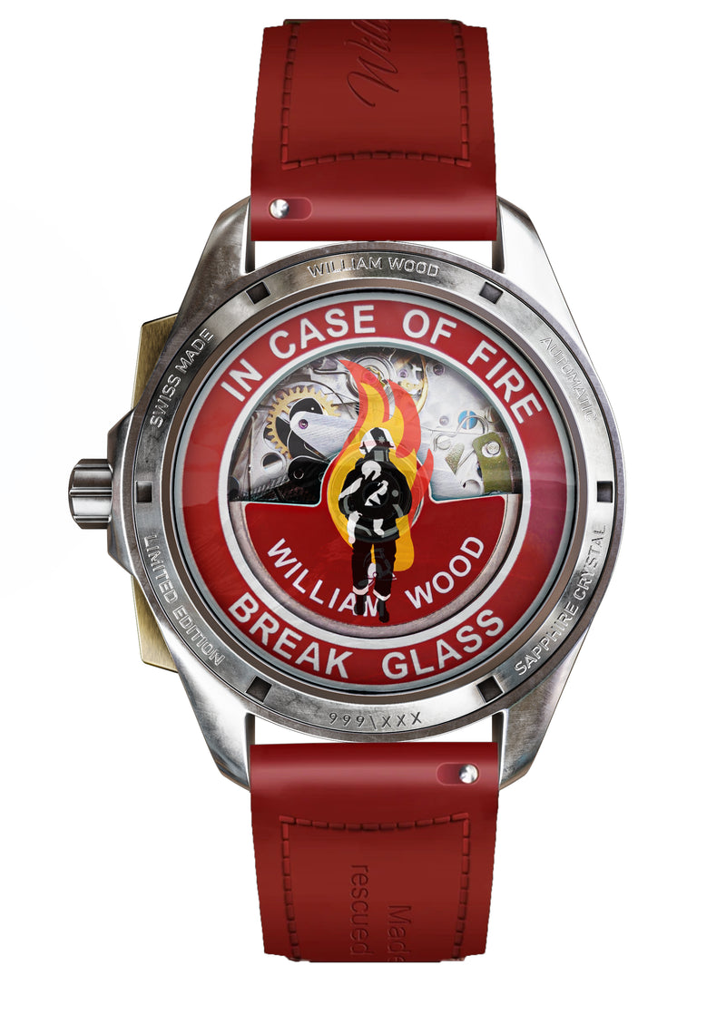International Firefighters' Day - Triumph Heat Watch (Model 1 of 1)