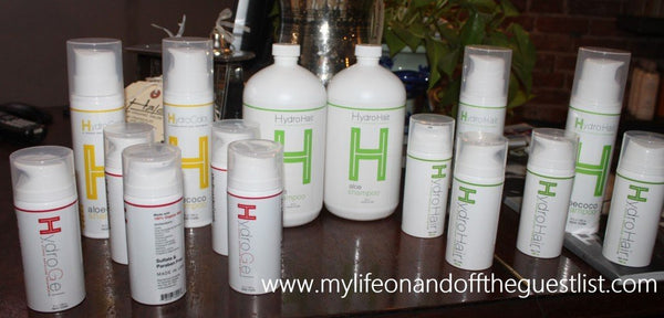New Product Alert: HydroHair by Jeorge Napoleon | Hydrohair