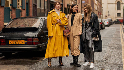 TOP FASHION TRENDS FROM AUTUMN/WINTER 2020 FASHION WEEKS