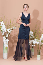 Couper Long Dress