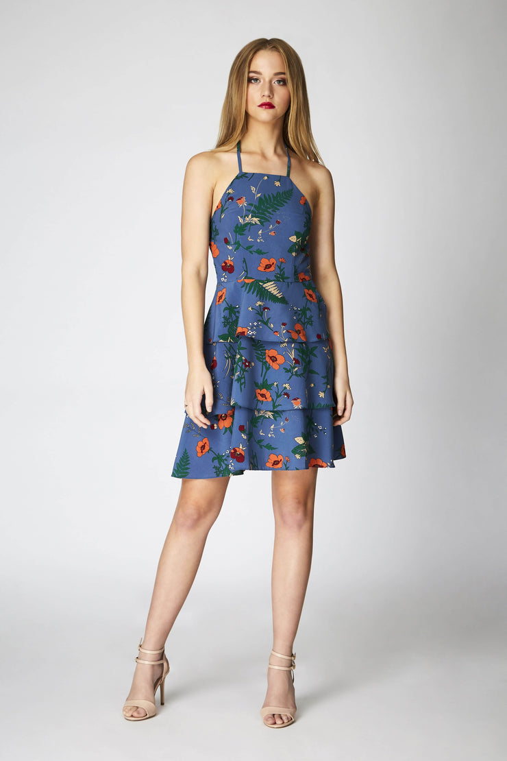 Floral Pleasure Dress