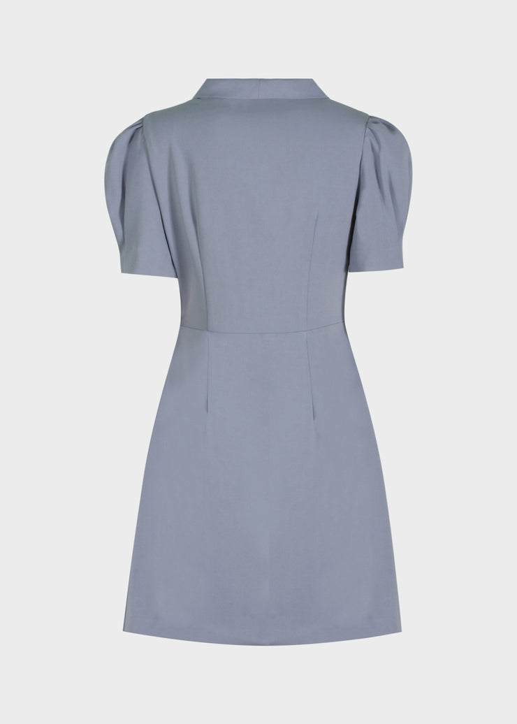 Diana Shawl Collar Dress
