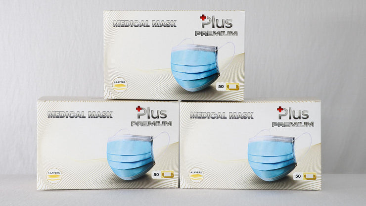PLUS PREMIUM Medical Mask
