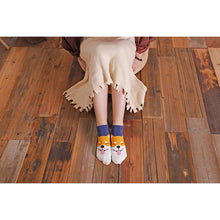 Load image into Gallery viewer, Shiba Inu Low Cut Socks