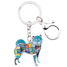 Load image into Gallery viewer, Shiba Inu Key Chain