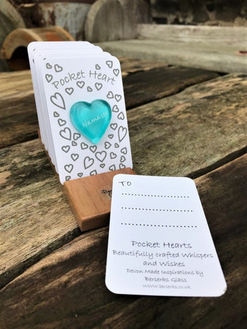 Inspire Pocket Heart - Namaste