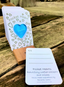 Family Pocket Heart - Daddy