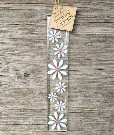 Hanging Daisy Chain - Pink