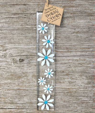 Hanging Daisy Chain - Turquoise