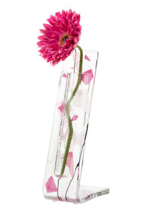 Table Top Flower Pocket - Pink