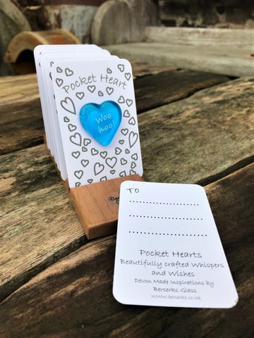 Inspire Pocket Heart - Woo Hoo