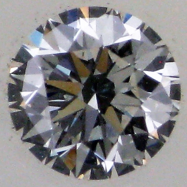 Loose Round Pre-loved Diamond-0.35 carats