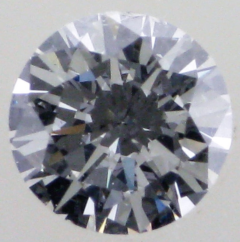 Loose Round Pre-loved Diamond-0.37 carats