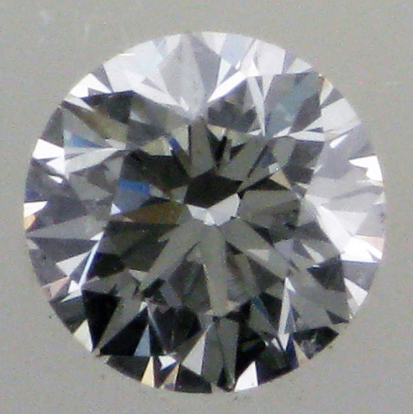 Loose Round Pre-Loved Diamond - 0.40 carats