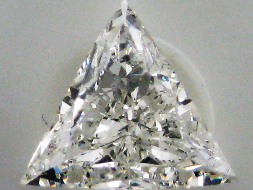 Loose Trilliant Cut Pre-Loved Diamond- 0.41 carats