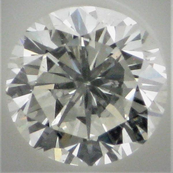 Loose Round Pre-loved Diamond-0.52 carat